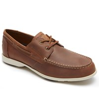 Rockport Summer Sea Boat Shoes Caramel