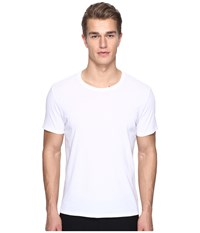 Atm Anthony Thomas Melillo Classic Jersey Crew Neck Tee White
