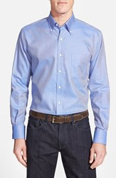 Men's Peter Millar 'Nanoluxe' Regular Fit Wrinkle Free Sport Shirt