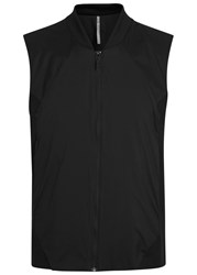 Arcteryx Veilance Quoin Black Shell And Jersey Gilet