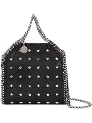 Stella Mccartney Star Studded Falabella Tote Women Acetate Artificial Leather One Size Blue