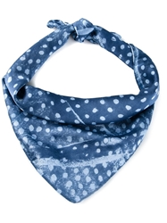Kelly Wearstler 'Precision' Scarf Blue