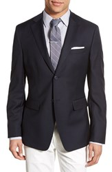 Men's Jack Spade Trim Fit Wool Blazer