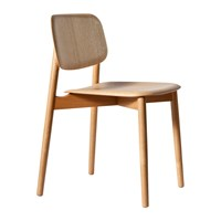 Hay Soft Edge Chair Oak