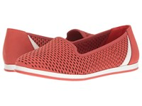 Aerosoles Smart Move Coral Nubuck Women's Slip On Shoes Red