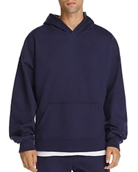 The Narrows Oversized Hoodie 100 Exclusive Navy