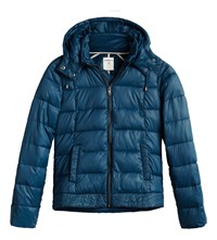 Sandwich Patriot Blue Quilted Jacket Blue