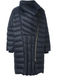 Lanvin Oversized Padded Coat Black