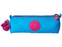 Kipling If Freedom Pen Case Cosmetic Bag Summer Splash Toiletries Case Blue