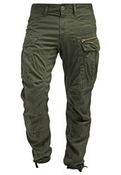 G Star Gstar Rovic Zip 3D Tapered Cargo Trousers Sage Bright Rovic Green Khaki