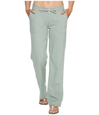 Carve Designs Kailua Pant Pale Reed Women's Casual Pants Gray