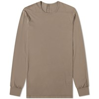 Rick Owens Drkshdw Long Sleeve Level Tee Green