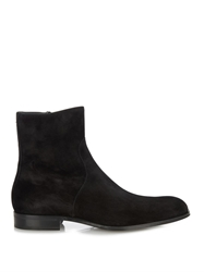 Mr. Hare Trane Suede Chelsea Boots