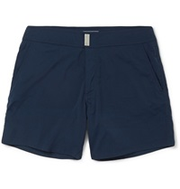 Vilebrequin Merise Mid Length Swim Shorts Blue