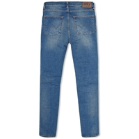 Edwin Ed 85 Slim Tapered Jean Cs Compact Sonic Mid 12.5Oz