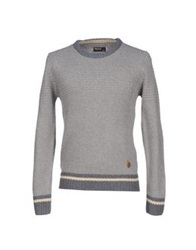 Red Soul Sweaters Light Grey
