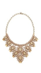 Deepa Gurnani By Hensely Necklace Gold