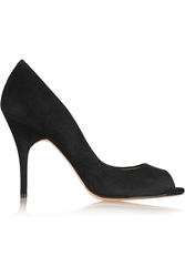 Lucy Choi London Epidote Suede Pumps
