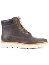 Timberland Lace Up Boots Brown
