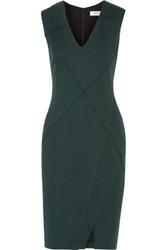 Bailey 44 Ponte Dress Petrol