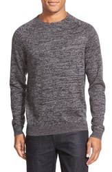 Men's Big And Tall Calibrate Space Dye Crewneck Sweater