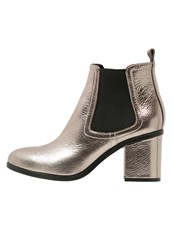 Sonia Rykiel By Ankle Boots Silver