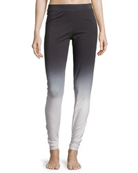 Cosabella Rimini Ombre Leggings White Black