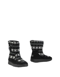 Skechers Ankle Boots Black