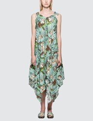 Loewe Paula Mermaid Strappy Dress