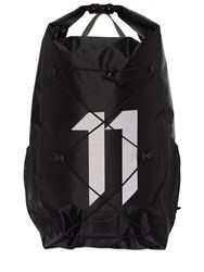 11 By Boris Bidjan Saberi Water Proof Reflective Backpack