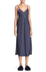Helmut Lang Women's Drape Back Silk Satin Dress