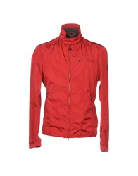 Kejo Jackets Red