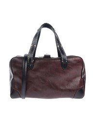 Golden Goose Deluxe Brand Handbags Dark Brown