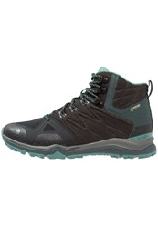 The North Face Ultra Fastpack Ii Md Gtx Walking Boots Black Deep Sea