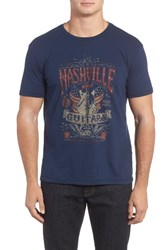 Lucky Brand Men's Nashville Guitars Graphic T Shirt