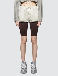 Unravel Project Lace Up Shorts