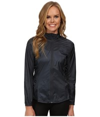 Brooks Lsd Jacket Asphalt Women's Coat Black