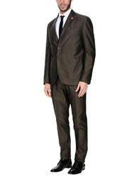 L.B.M. 1911 Suits Dark Brown