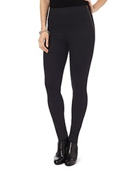 Phase Eight Amina Darted Denim Leggings Black