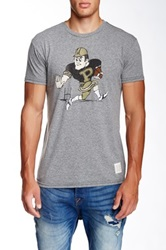 Original Retro Brand Purdue University Tee Gray