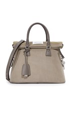 Maison Martin Margiela Leather Bag Bronze