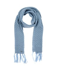 Barts Accessories Oblong Scarves Women Pastel Blue