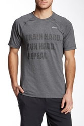 Asics Charged Tee Gray