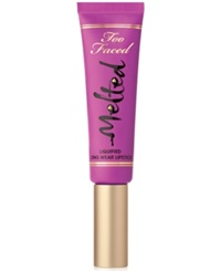 Too Faced Melted Liquified Long Wear Lipstick Melted Violet