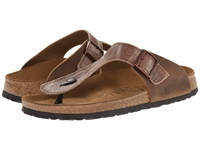 Birkenstock Ramses By Birki Tie Dye Brown Textile Men's Sandals