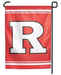 Wincraft Rutgers Scarlet Knights Garden Flag Red