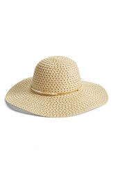Women's Collection Xiix Straw Panama Hat