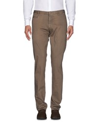 Have A Nice Day Casual Pants Khaki
