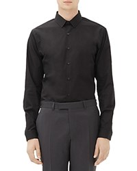 Sandro Seamless Slim Fit Button Down Shirt