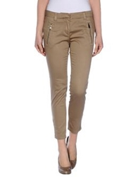 Henry Cotton's Casual Pants Camel